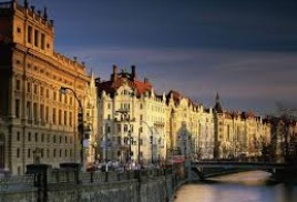 Новый год уже скоро. Чехия ждет вас!
